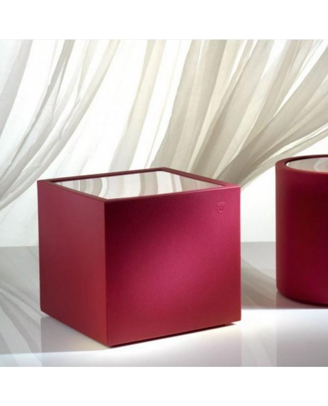 Tavolo Cubo Da Giardino.Talenti Float Tavolino Basso Da Giardino Rettangolare In Acciaio