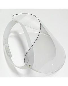 arredamenti mercanti visiera protettiva viso