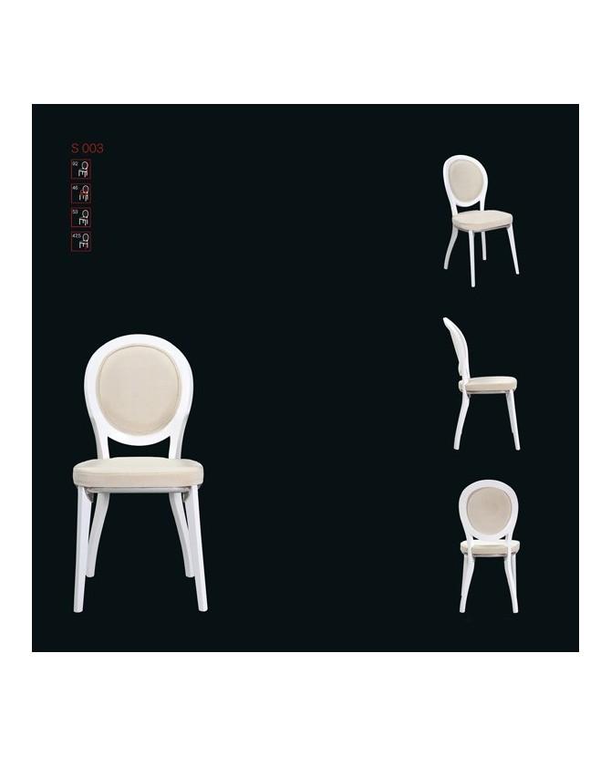 AM 003 Mania chair with alumin...