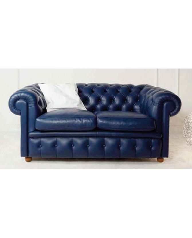 Divani in pelle due posti divano a posti in faggio e - Mondo convenienza divani letto due posti ...