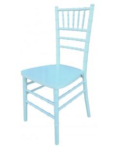 Sedia chiavarina in polipropilene impilabile colore bianco for Chiavarina sedia